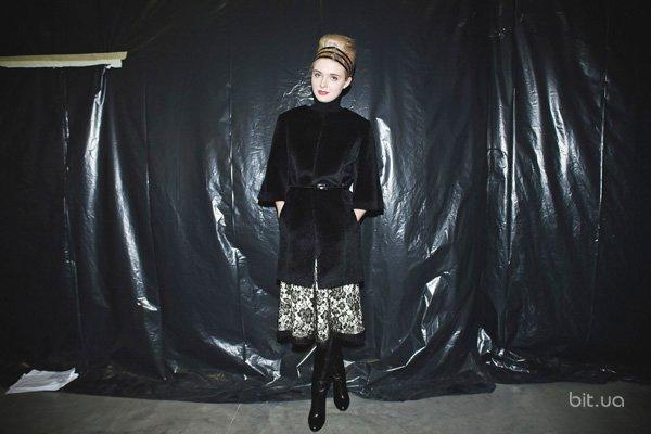 Backstage показа Julia AYSINA осень-зима 2013-2014