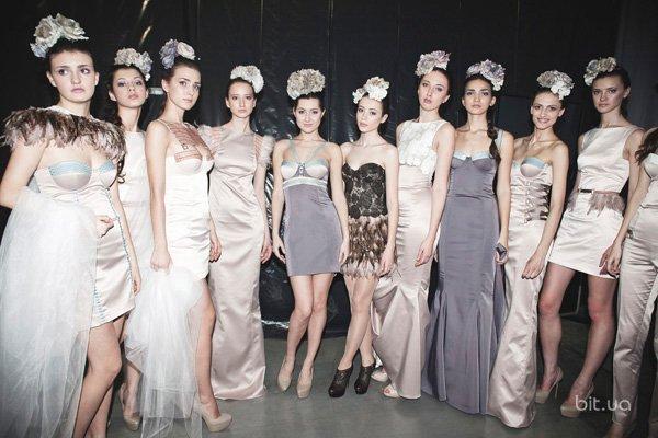 Backstage показов Fresh Fashion