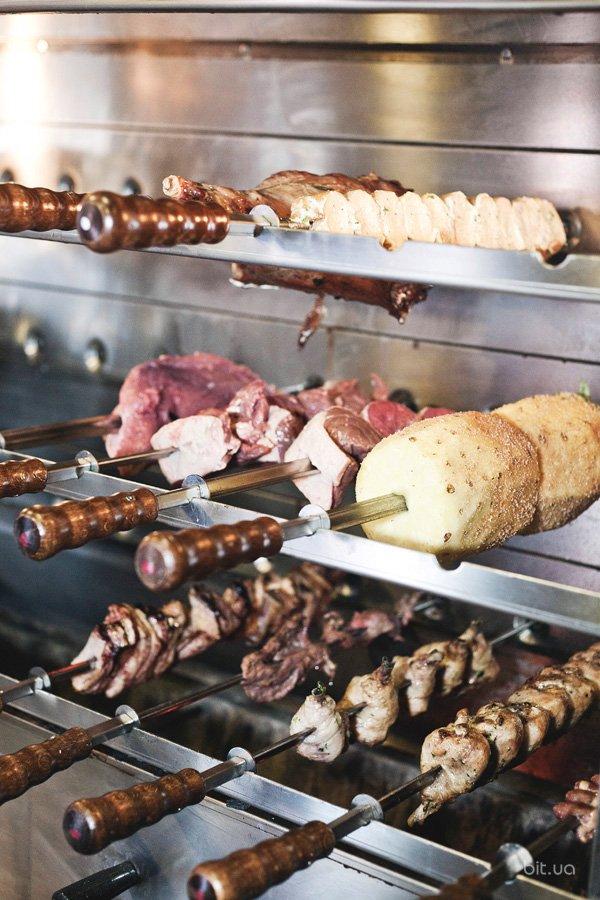 Новое заведение grill do brasil немного