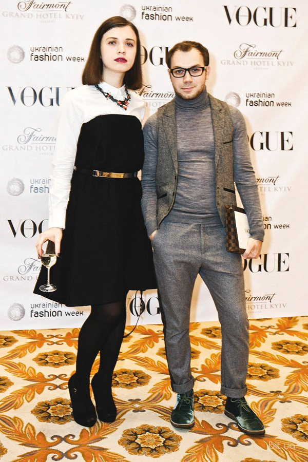 Вечеринка It-girls&Ukrainian Designers в Fairmont Grand Hotel