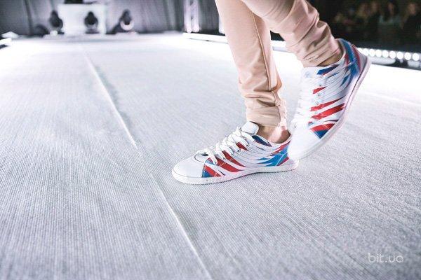 Презентация коллекции обуви