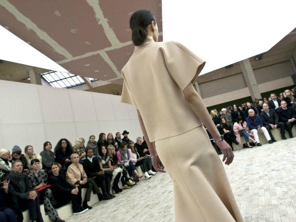 Модное отрицание - кому и зачем нужен первый ряд (4)