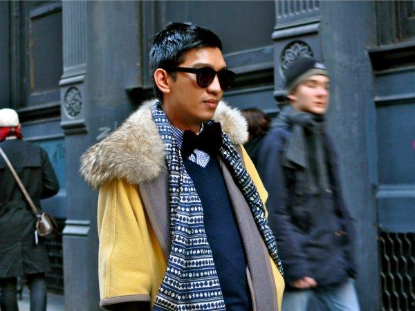Модное отрицание - кому и зачем нужен первый ряд (5)