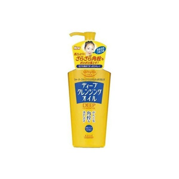 Softymo Deep Cleansing Oil, Kose