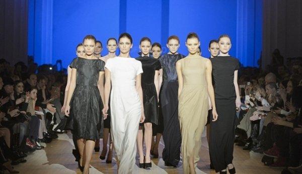 Показы коллекций Fresh Fashion