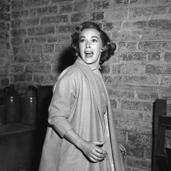 Вера Майлз — Психо (1960)