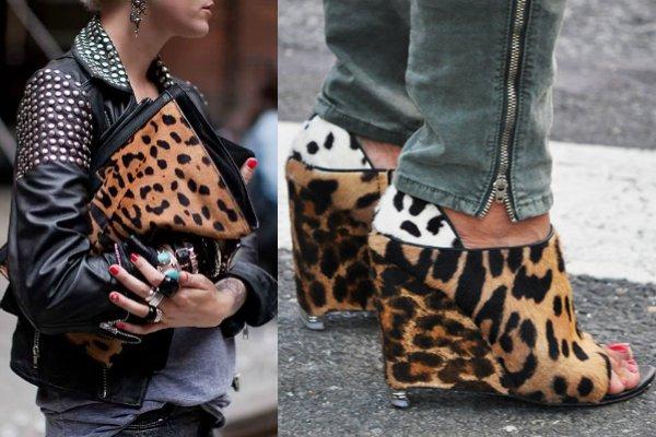Женский fashion-ликбез как сочетать обувь и сумку (2)