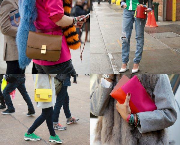 Женский fashion-ликбез как сочетать обувь и сумку (6)