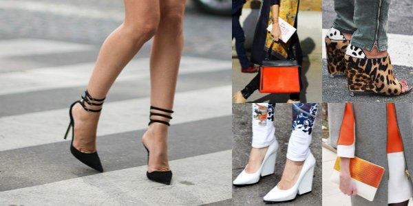 Женский fashion-ликбез как сочетать обувь и сумку