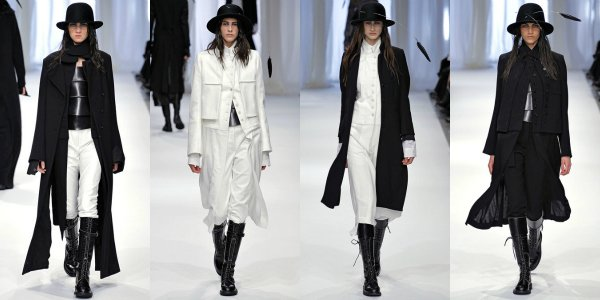 Paris Fashion Week осень-зима 2013—2014