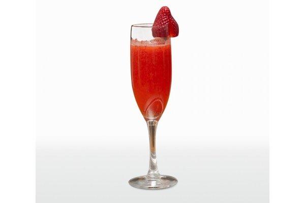 Такой день: 3 закуски и 5 коктейлей на основе шампанского
