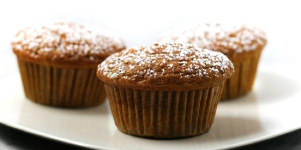Постные рецепты: маффины на завтрак - овсяные, тыквенные и кофейные