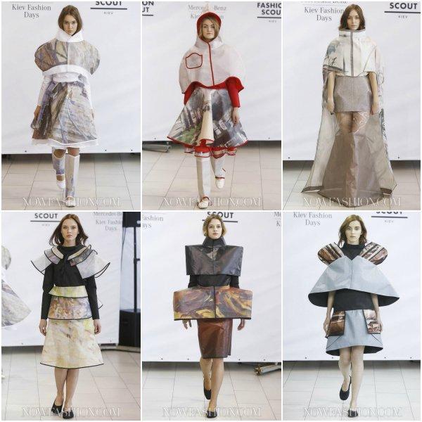 Обзор коллекций Mercedes-Benz Kiev Fashion Days осень-зима 2013—2014