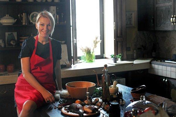 Гастрономический loves/hates: Виктория Пархоменко: «Люблю заходить на кухни к известным поварам - это чужое царство, я впитываю и учусь»