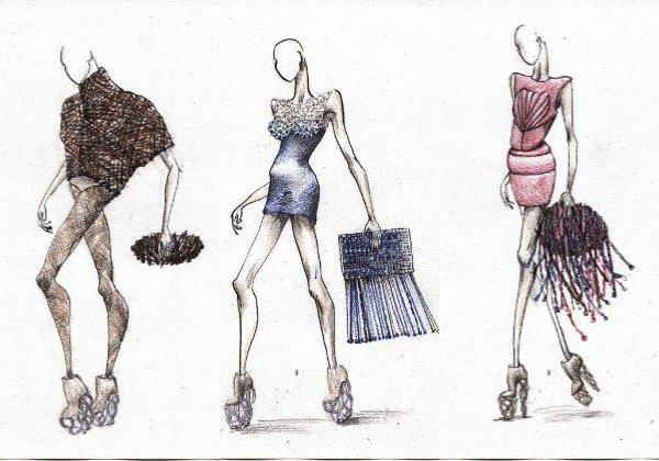 Fashion is my profession: 10 вопросов дизайнеру Даше Глуховой
