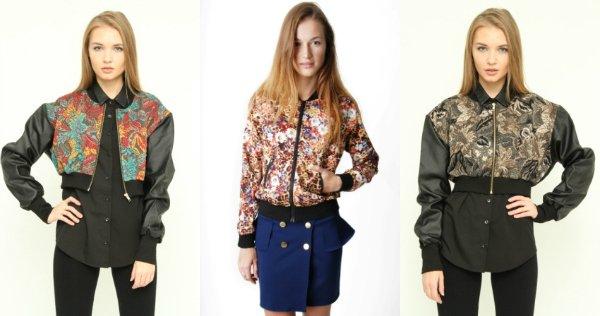 Выбор редакции: 25 курток-бомберов к весне