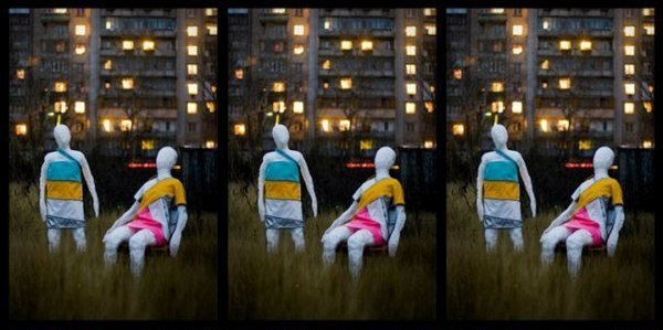 коллекция 2009 года, показанная на I love Kiev