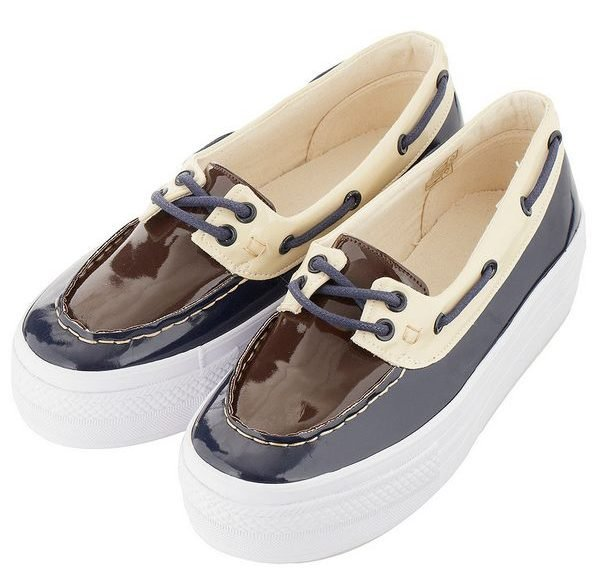 Выбор редакции: 25 туфель на флатформе к весне