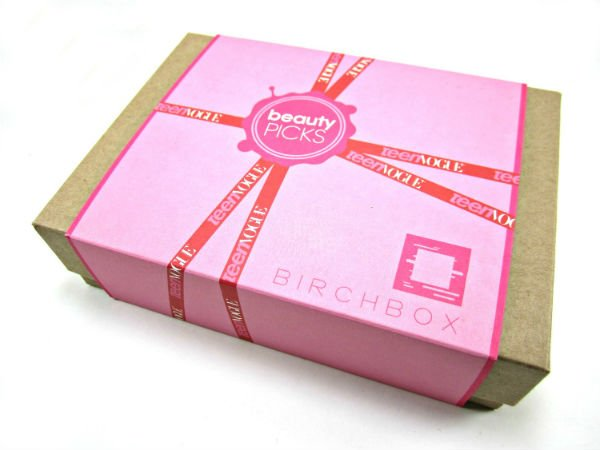 Birchbox Teen Vogue March