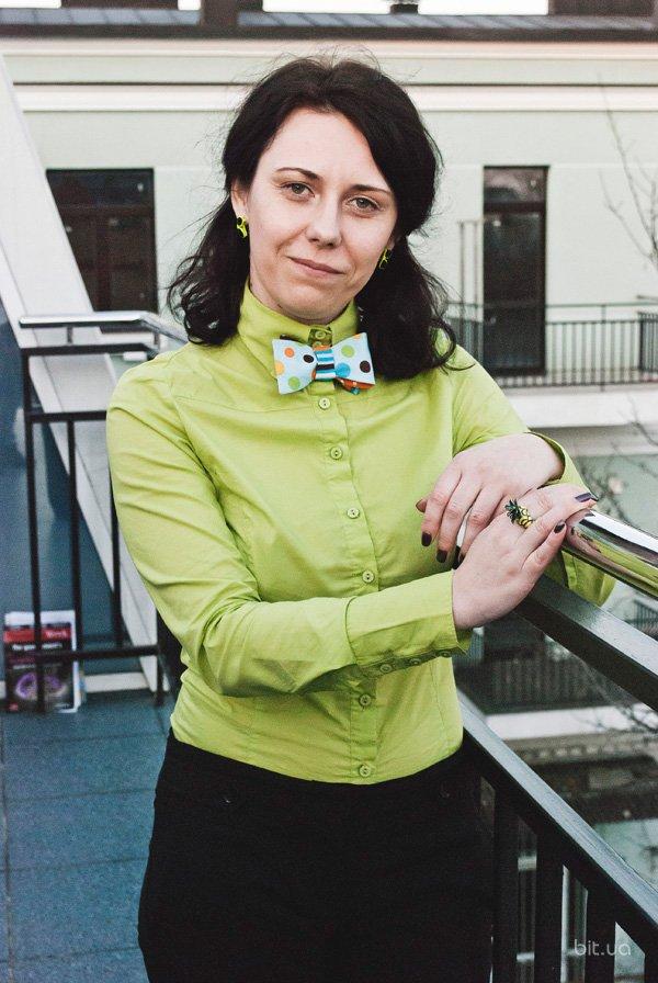 Показ коллекции ELENA GOLETS