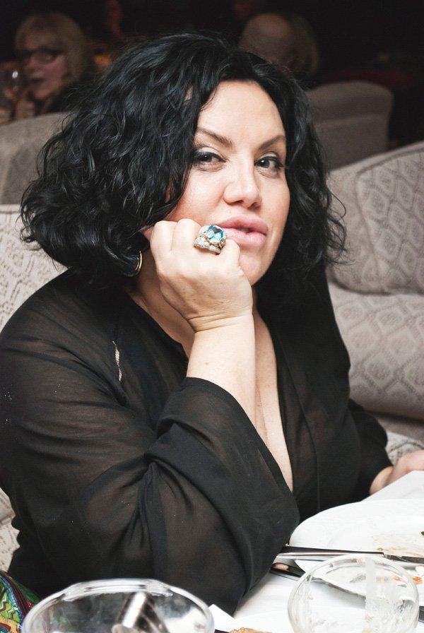 День рождения дизайнера Юлии Айсиной