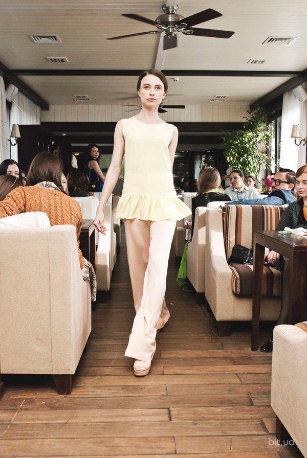 Презентация весенне-летней коллекции Lovely by Elena Burba