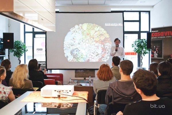 Гастрономический семинар австрийских фуд-дизайнеров Honey & Bunny