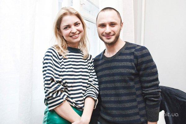 Открытие студии украинского бренда TVORTZ