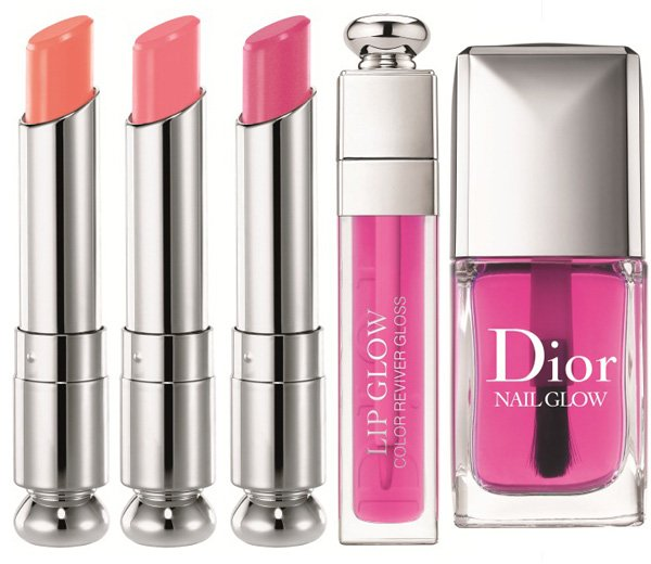 Dior-Spring-2013-Cherie-Bow-Collection-Nail-Glow-Lip-Glow-Lipstick