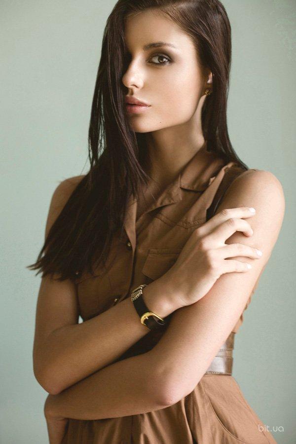 Models off duty - Ярослава Шароварская