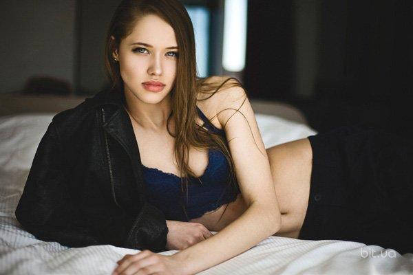 Models off duty - Оля Груша