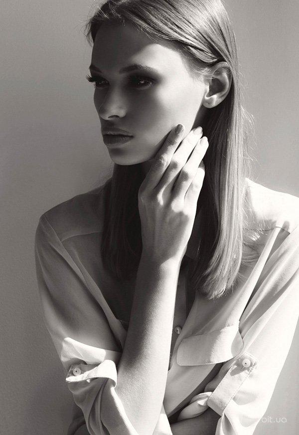 Models off duty - Лера Бублейко