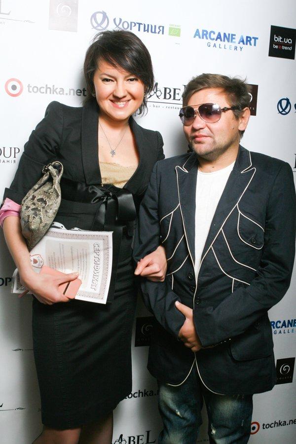 Ирина Тарасова и Сергей Ермаков