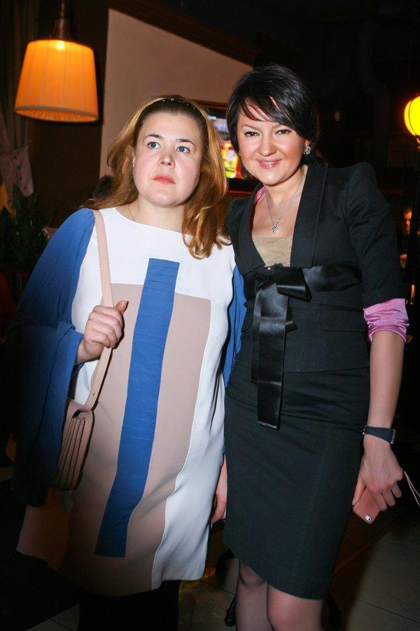 Елена Голец и Ирина Тарасова