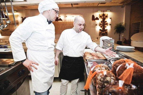 Fiori il Ristorante: кухня Франческо Скьявоне - высокое качество, взятое за основу