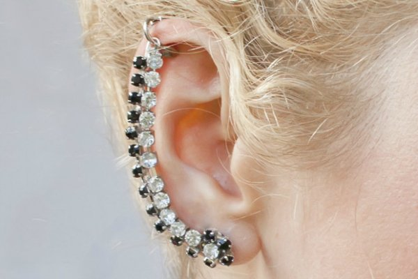 Каффы — украшения для ушей
