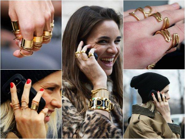 Кольца на все пальцы (3)