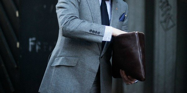 Мужской fashion-ликбез - виды сумок
