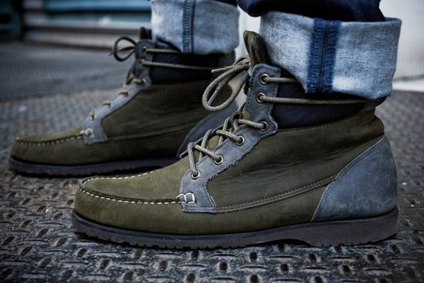 Как завязывать шнурки на туфлях