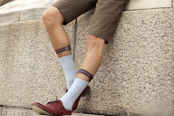 Подтяжки для носков