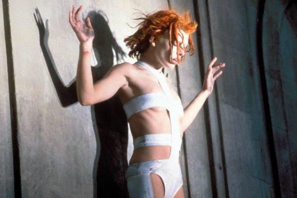 Милла Йовович - Пятый элемент, 1997
