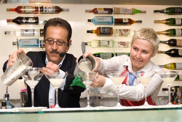 Кофейный блиц: Ирина Машихина, шеф-бармен «Ресторанов Сергея Гусовского»: «Я - поклонница эспрессо, но готовить люблю все»