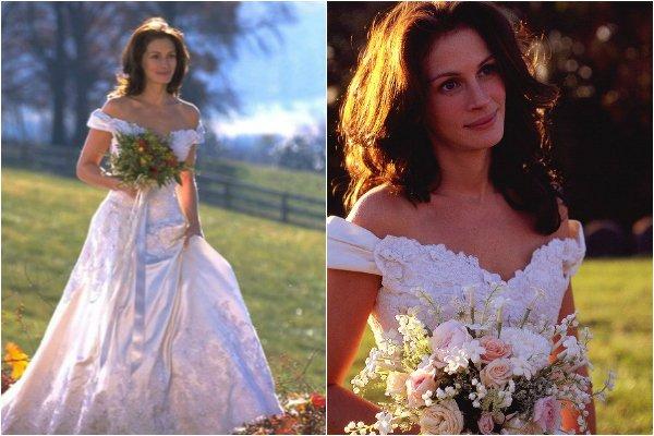 Джулия Робертс - Сбежавшая невеста, 1999