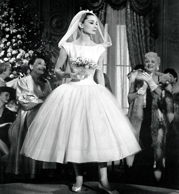 Одри Хепберн - Забавная мордашка, 1957