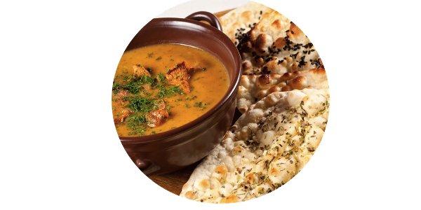 5 заведений с индийской кухней в Киеве: Гималаи, Сутра, Нью Бомбей Палас, Будда Бар и Нирвана