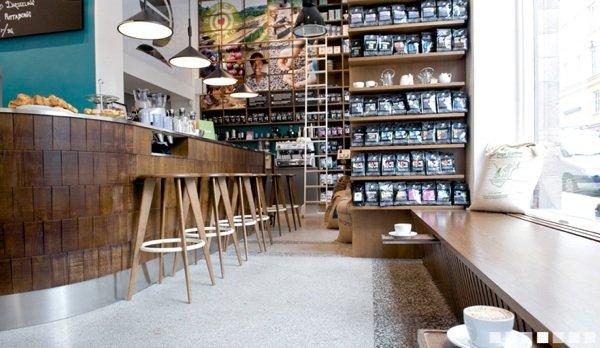 ТОП-10 кофейных brew-баров мира