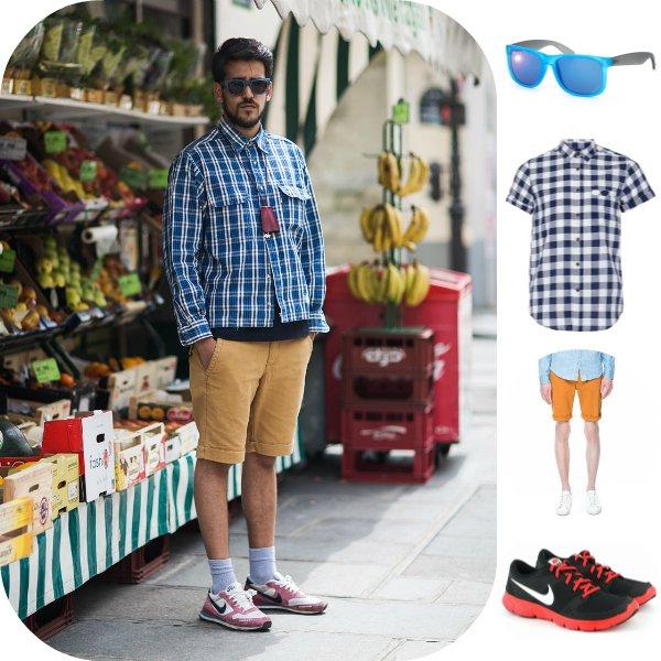 Как это носить: 5 мужских образов с кроссовками