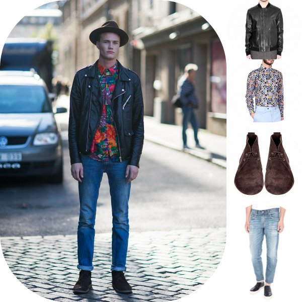 Как это носить: 5 мужских образов с рубашкой в принт