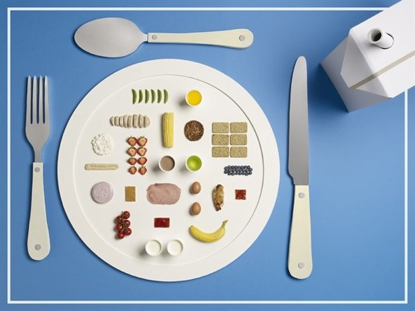 Food-фото: что едят атлеты