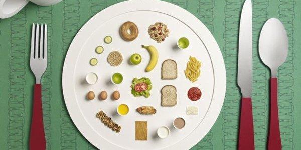 Food-фото: рацион атлета в миниатюре